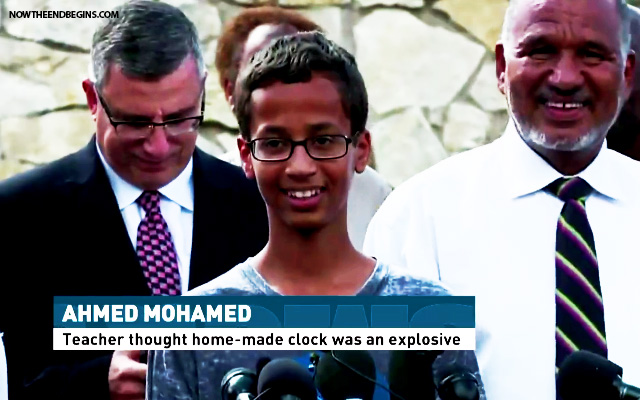 muslim-ahmed-mohamed-clock-bomb-boy-hoax-obama-islam