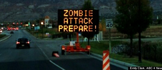 NO JOKE! US Gov't Holding Military Exercise To Defend Against ZOMBIE APOCALYPSE