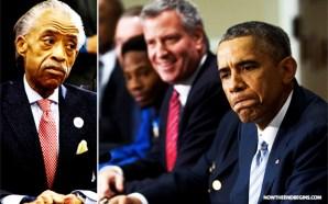 al-sharpton-barack-obama-new-york-mayor-bill-deblasio-race-baiter-haters-anti-cop