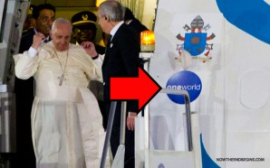 pope-francis-papal-plane-catholic-church-one-world