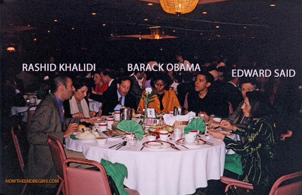 barack-obama-edward-said-rashid-khalidi-learned-to-hate-israel