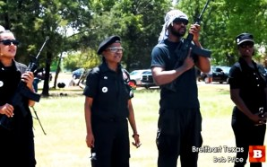 armed-black-panthers-call-for-police-killings-in-texas-shannon-miles-sandra-bland