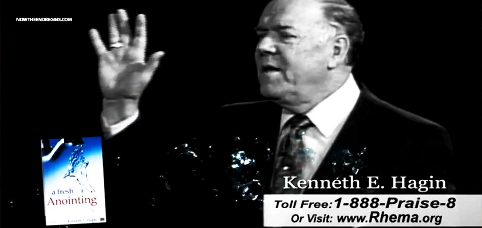 Was Kenneth Hagin Possessed By The Devil Or Is This Really
