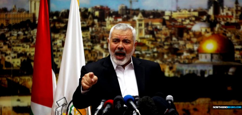Hamas-Chief-Ismail-Haniyeh-calls-for-intifada-israel-jerusalem-donald-trump