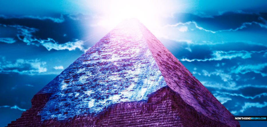 Pyramids As Power Plants: Giza Great Pyramid Can Refocus