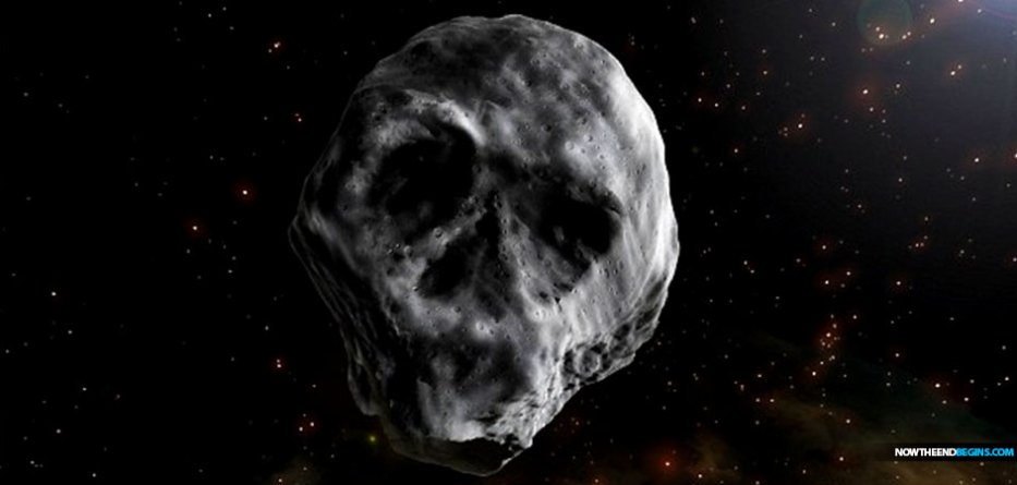 human-skull-halloween-asteroid-preparing-to-fly-past-earth