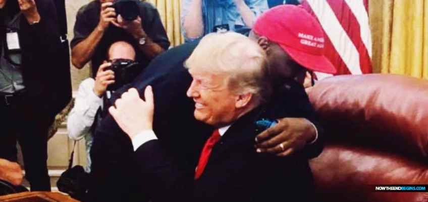kanye-west-donald-trump-make-america-great-again-hat-2020-maga