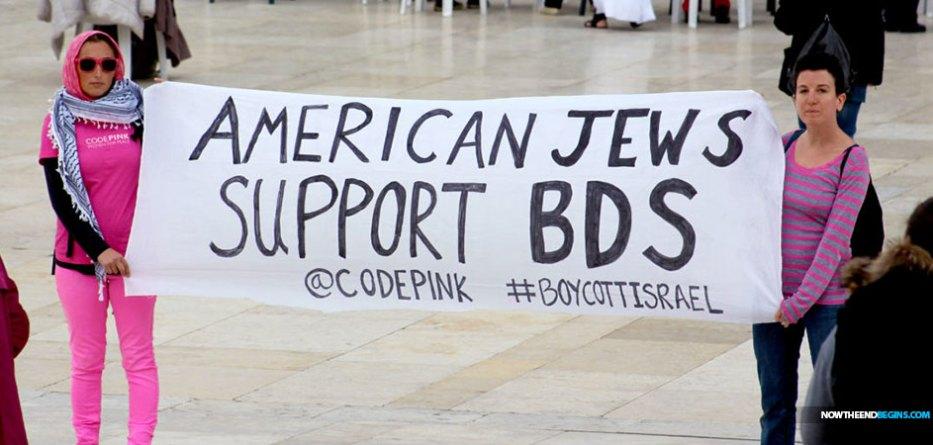 american-jews-support-democratic-socialist-candidates-anti-israel-bds-self-loathing-antisemitism