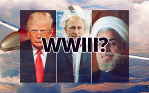 Trump says Iran has 'made a very big mistake' after shooting down US drone as Putin warns war would be 'catastrophic'