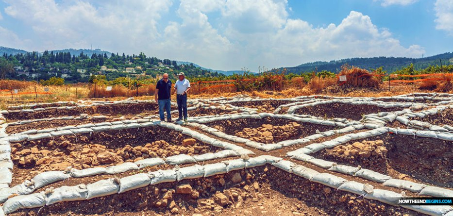 A 'game changer': Vast, developed 9,000-year-old settlement found near Jerusalem Remains of Neolithic site near Motza, the largest ever discovered in Israel, show mix of agriculture, hunting, animal husbandry — a society at its peak, say archaeologists