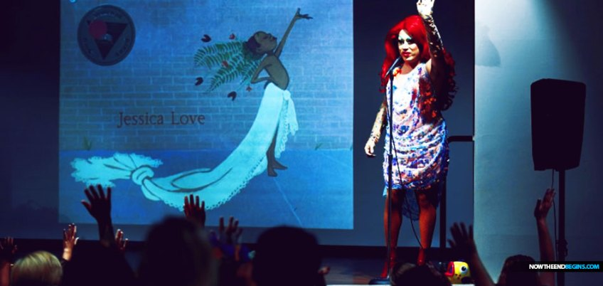 CHULA VISTA — Two drag queens took the stage Tuesday as planned for the first Drag Queen Storytime at a Chula Vista library, while outside a crowd of about 200 supporters and protesters took over a parking lot.
