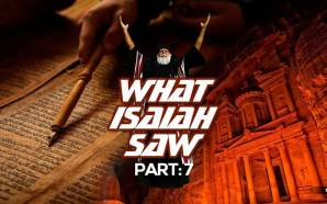 NTEB RADIO BIBLE STUDY: PART 7 OF THE PROPHECIES OF ISAIAH AND THE END TIMES