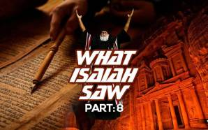 NTEB RADIO BIBLE STUDY: PART 8 OF THE PROPHECIES OF ISAIAH AND THE END TIMES