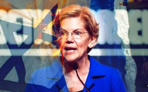 Leading Democratic presidential candidate Elizabeth Warren on Sunday indicated the US could withhold aid to Israel to force it to halt construction in settlements.