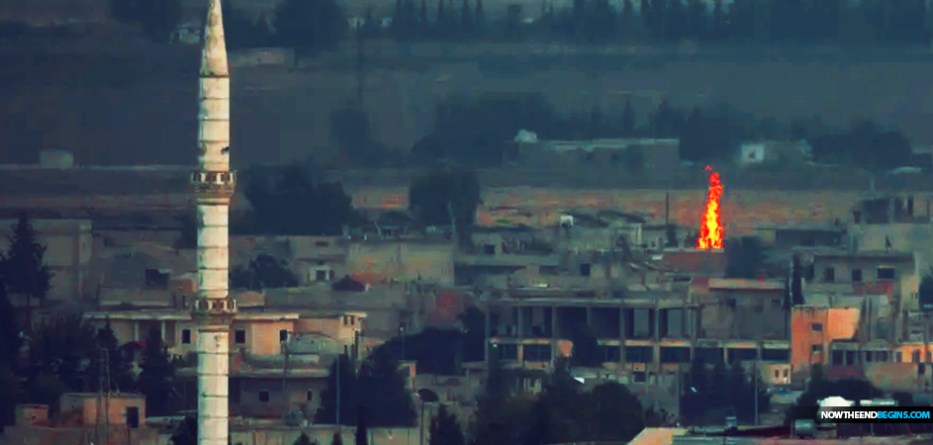 TURKEY BREAKS CEASEFIRE AGREEMENT WITH U.S., ATTACKS NORTHERN SYRIA -REPORT