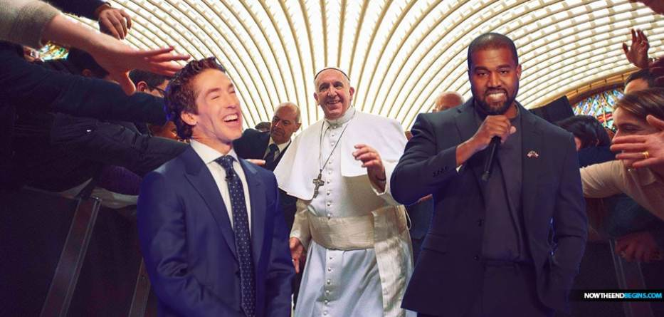 Former Catholic Priest Jonathan Morris Predicts That Kanye West Will Soon Be Headed To The Vatican For Private Meeting With Pope Francis