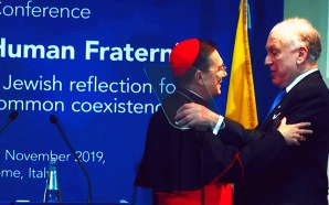 The signing of the Chrislam Document on Human Fraternity for World Peace and Living Together by Pope Francis and the Grand Imam of Al-Azhar, Ahmed el-Tayeb, on February 4, 2019, is the inspiration that motivated the WJC to organize Friday's Congress.