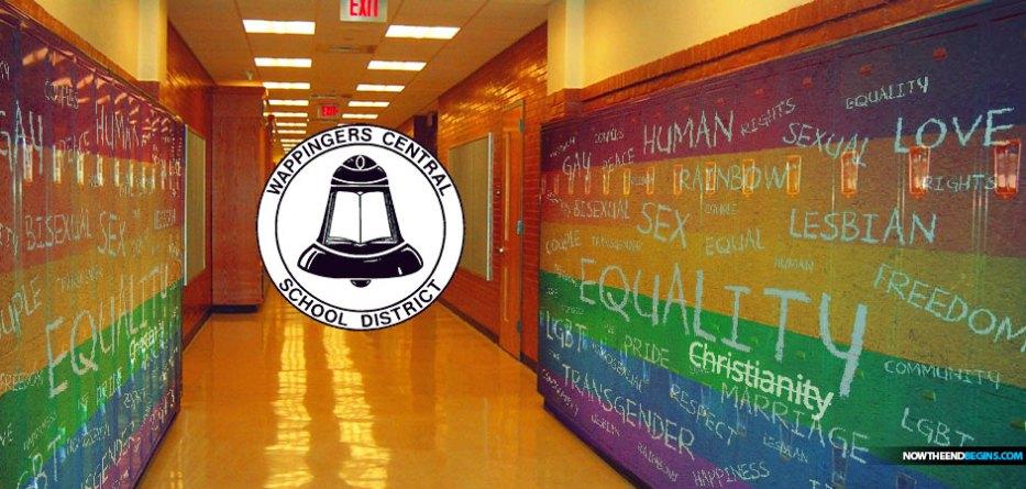 New York public school rejects student Christian club, OKs LGBT Pride Club