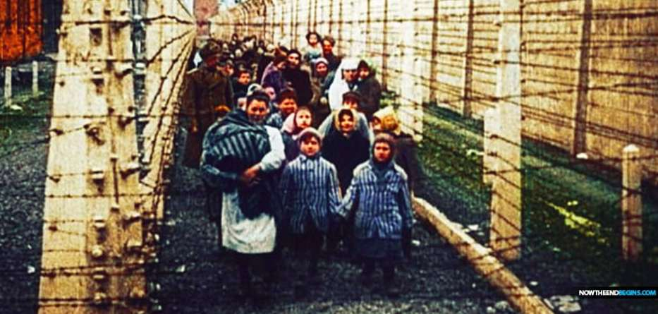 Auschwitz Untold: In Colour is a two part series from the perspective of survivors
