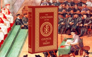 Council of Trent 1545 Roman Catholic Church Vatican