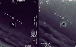 Top-secret UFOs files could 'gravely damage' US national security, Navy says