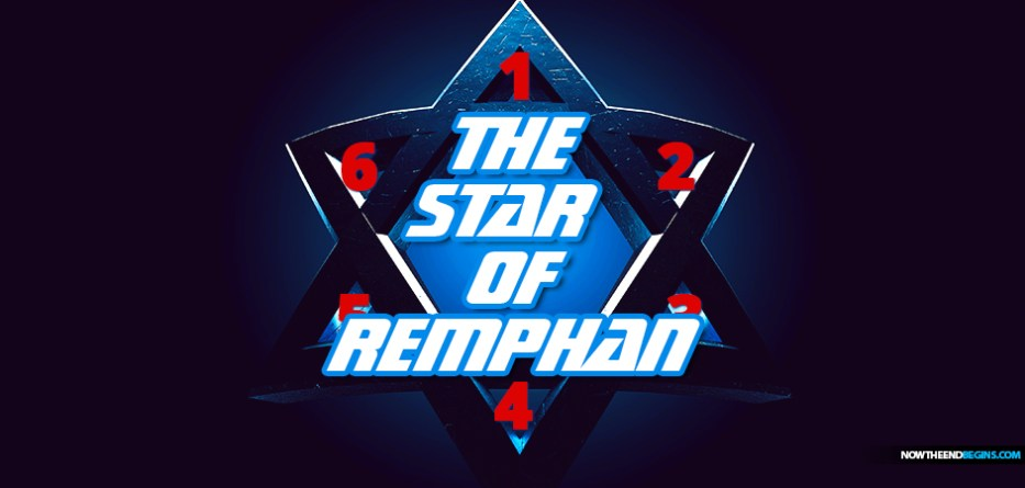 NTEB RADIO BIBLE STUDY: The Star Of Remphan, The Last Days And The Nation Of Israel In The Coming Time Of Jacob's Trouble