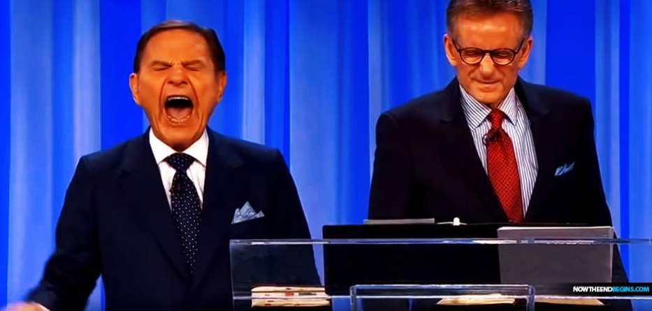 End times heretic and perpetual false teacher Kenneth Copeland of the Prosperity Gospel Movement has given himself a promotion, he's now 'standing in the office of the prophet of God', and has an amazing message to bring you. Kenneth Copeland has 'executed judgment' on the COVID-19 coronavirus, and by the 'word of the Lord' he wants you to know that the outbreak officially ended on March 29th, 2020 at noon.