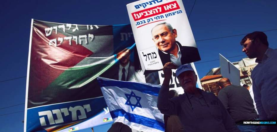 NETANYAHU VS. GANTZ: Jews In Israel Go To The Polls In Highest Numbers Since 1999 As Historic Third Election In Israel For Prime Minister Is Underway