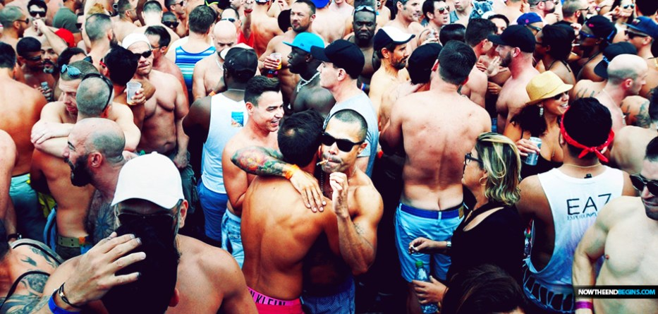 Many Now Testing Positive For Coronavirus After Thousands Attend LGBTQ Gay Winter Party Festival In Miami