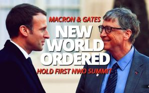 20 world leaders and global health figures held the first New World Order virtual COVID-19 response meeting, run by the French president, Emmanuel Macron, and the population control eugenicist Bill Gates.