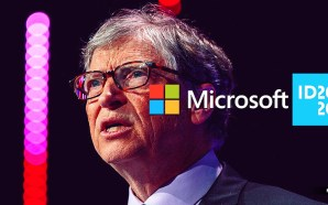 Microsoft founder and billionaire philanthropist Bill Gates said his foundation is funding the construction of factories that will manufacture seven promising coronavirus vaccines. ID2020 Certified Mark Digital ID.
