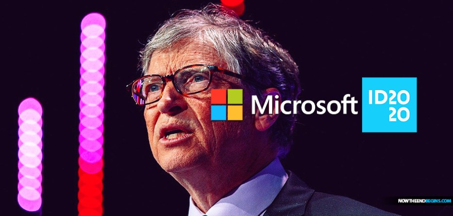 Microsoft founder and billionaire philanthropist Bill Gates said his foundation is funding the construction of factories that will manufacture seven promising coronavirus vaccines.ID2020 Certified Mark Digital ID.