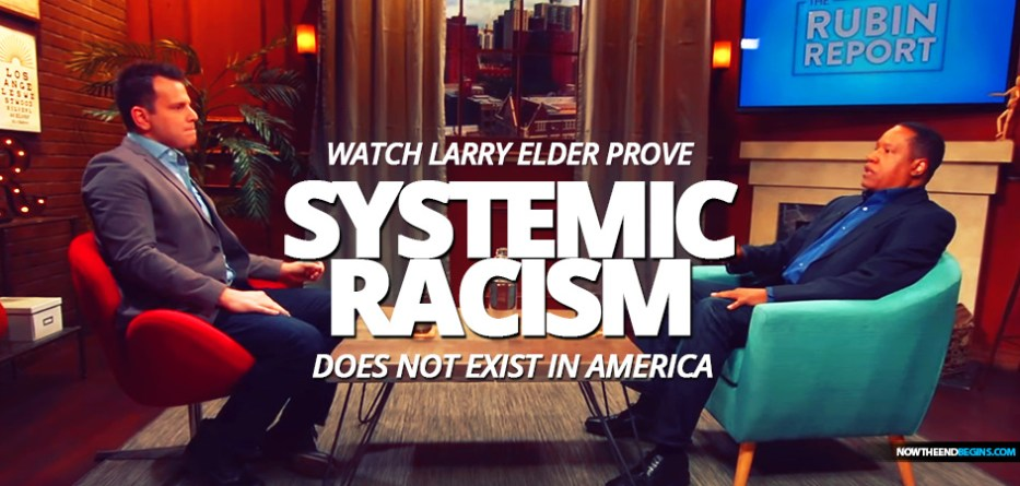 david-ruben-speechless-as-conservative-black-larry-elder-proves-systemic-racism-does-not-exist-in-america-blm-black-lives-matter