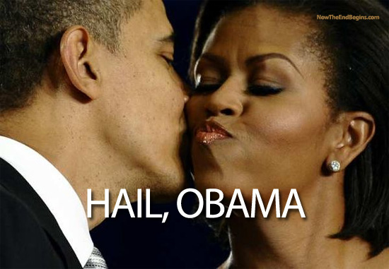 Hail Obama