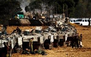 israeli-troops-mass-on-the-gaza-border-in-preparation-of-ground-assault-friday-november-16-2012