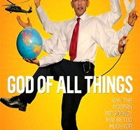 Obama is the god of this world