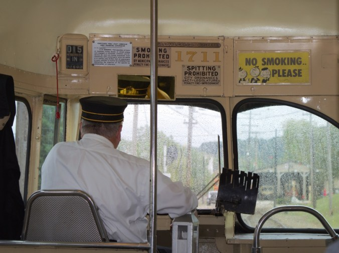 Trolly operators include those who did it for a living in Pittsburgh decades ago. The spitting prohibition was part of a national health effort spearheaded by a Pittsburgh doctor.