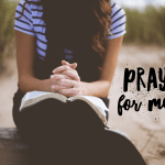 Comfort and Prayer