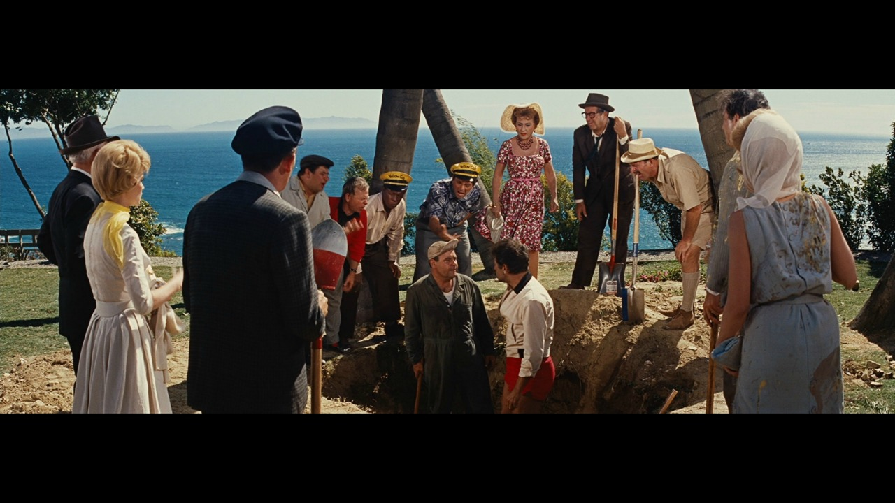 It's A Mad, Mad, Mad, Mad World (1963) - Reviews