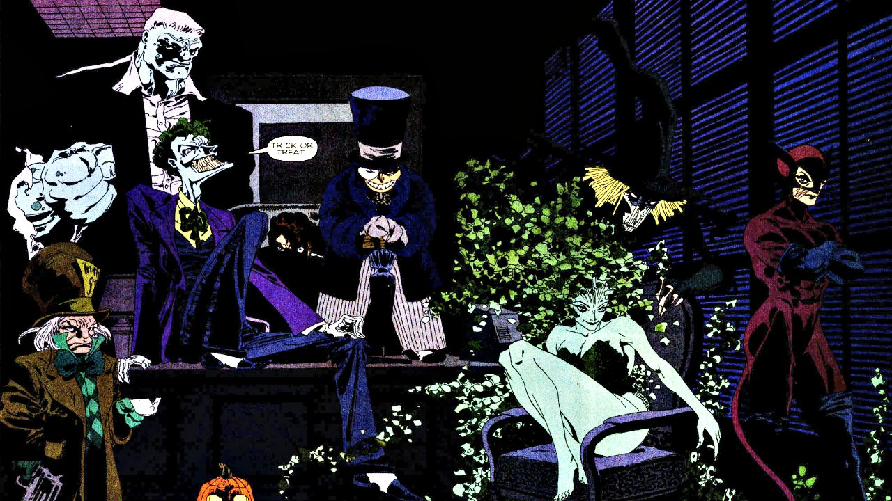 Batman: The Long Halloween (1997) - Reviews | Now Very Bad...