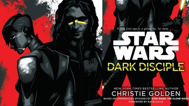 Dark Disciple: Star Wars (2015) - Now Very Bad...