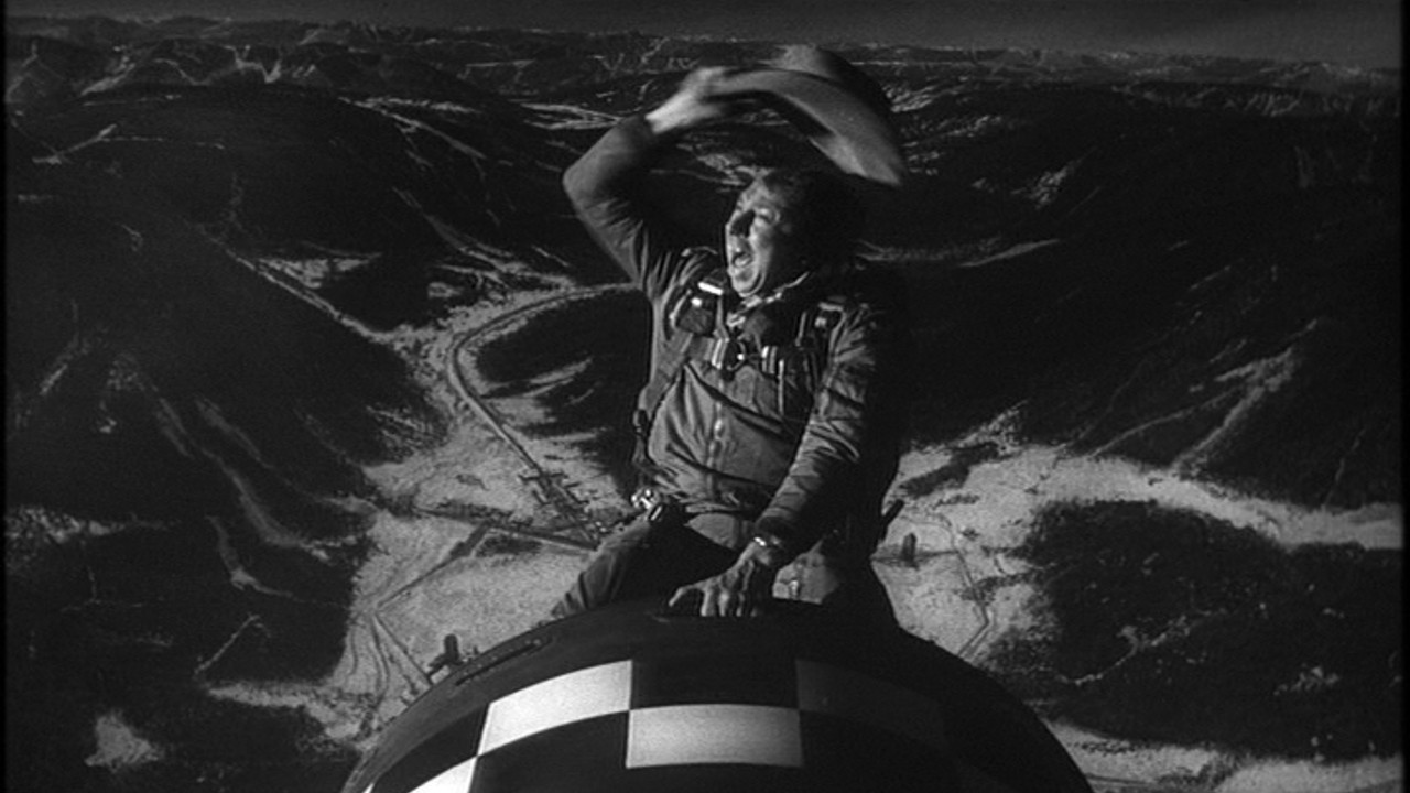 dr strangelove or how i learned to stop worrying and love the  probably the greatest black comedy ever made and one of the funniest films of all time dr strangelove is still meaningful long after the end of the cold