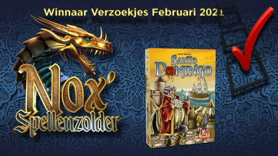 Winnaar Februari 2021