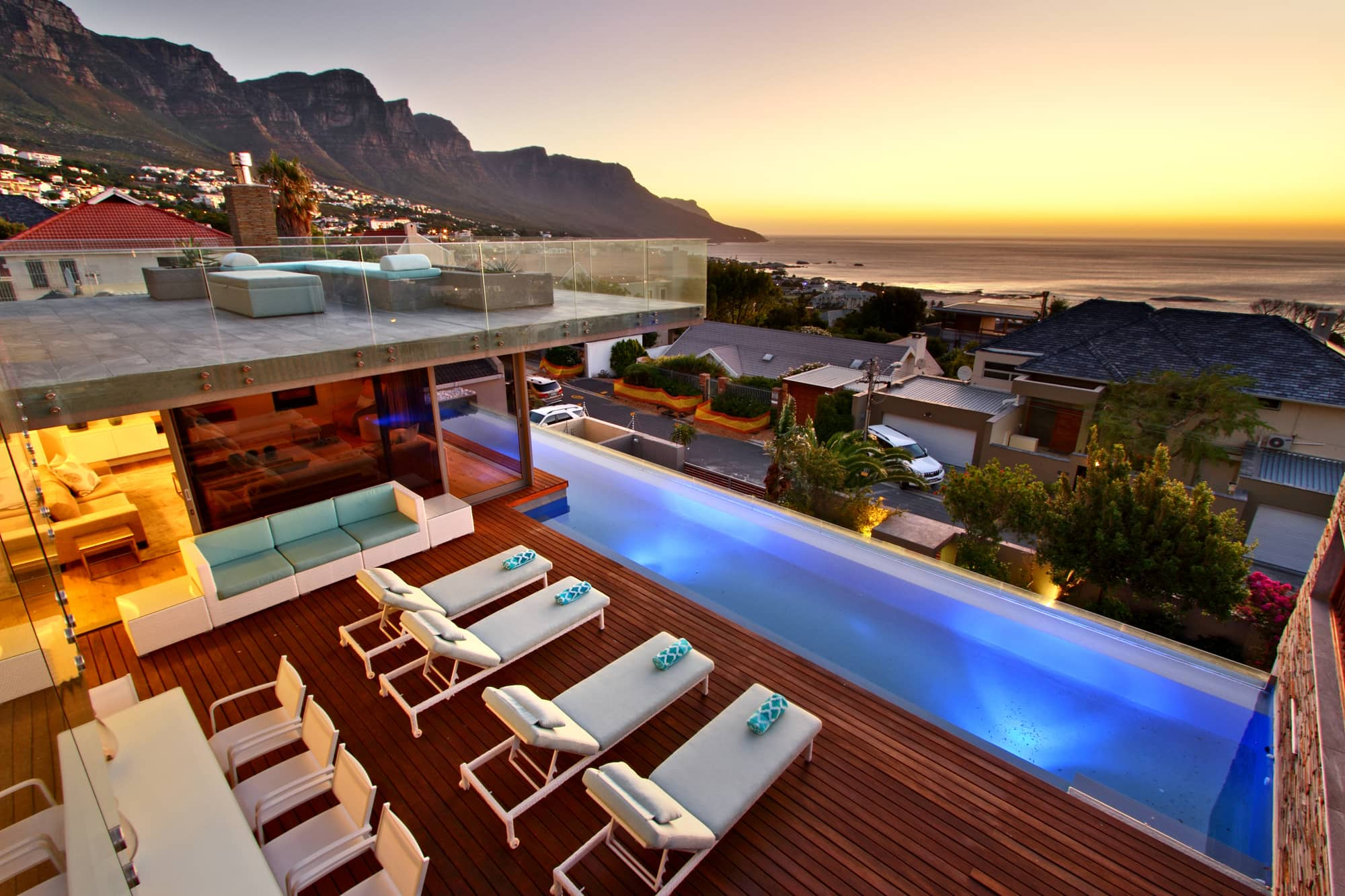 Beach Villa 1 Camps Bay