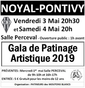 Gala de patinage