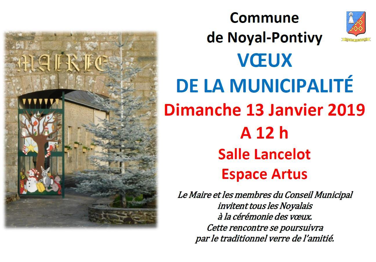 Vœux de la Municipalité