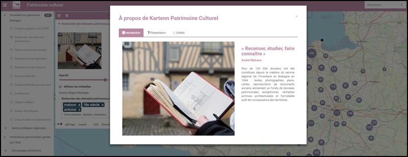 Kartenn Patrimoine Culturel
