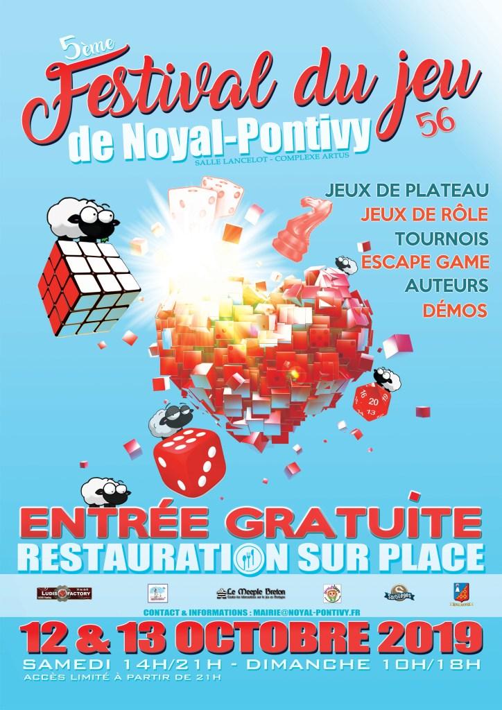 Festival du jeu de Noyal-Pontivy