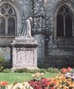 Statue de Laurent Maheo