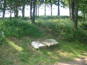 La Pierre des Trois Fontaines